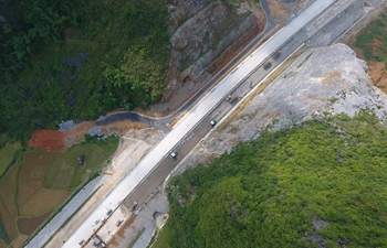 Expressway in China-Vietnam border area to open to traffic by year end
