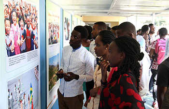 Series of cultural exchange activities promote relations between China and Rwanda