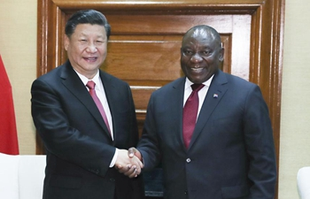 China, South Africa agree to carry forward traditional friendship, achieve greater results in ties