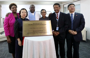 In pics: Interim Secretariat of China-Africa Environmental Cooperation Center in Kenya