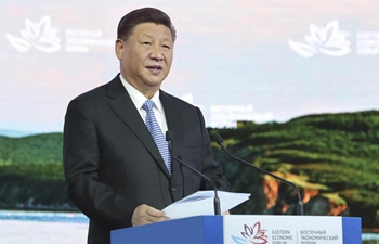 Xi calls for strengthening cooperation in Northeast Asia for regional peace, prosperity