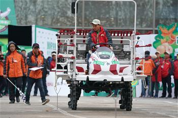 5th Master of Machine contest held in Beijing