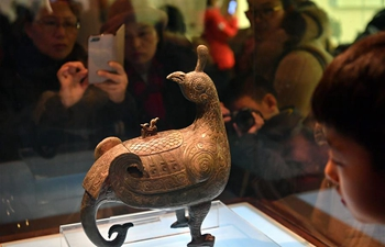 Shanxi Museum attracts many tourists during Spring Festival holiday