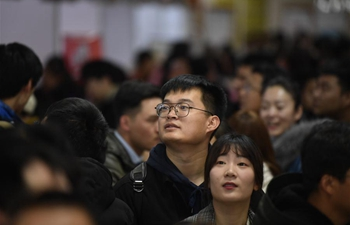 Job fair held in Yinchuan, NW China's Ningxia