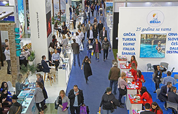 Int'l Belgrade Tourism Fair kicks off