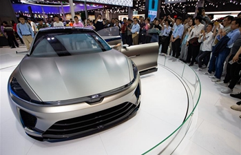 Highlights of 18th Shanghai Int'l Automobile Industry Exhibition
