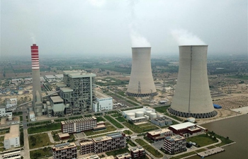 Feature: CPEC power plant provides clean electricity, green environment to Pakistan
