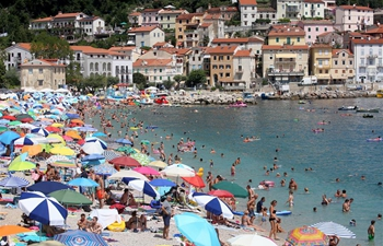 New round of heatwave hits Croatia and many parts of Europe