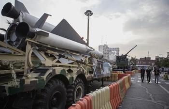 Defense Week held in Iran to mark 39th anniversary of Iraq-Iran war