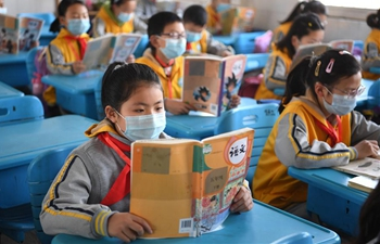 Schools in Hefei take prevention measures as students return