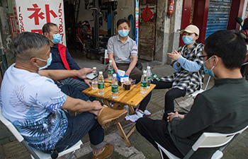 Life of volunteer drivers returns to normal in Wuhan as COVID-19 pandemic wanes