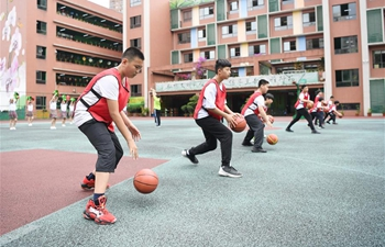 Schools in Chongqing gradually resume gym classes