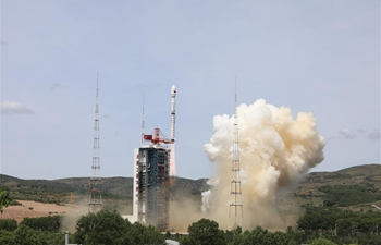China launches high-resolution remote-sensing satellite