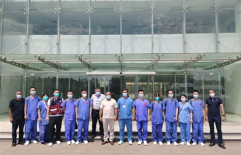 Chinese medics share experience in COVID-19 treatment with Azerbaijani counterparts