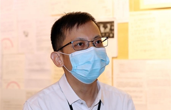 Feature: Mainland COVID-19 testing team works 24/7 to help fight COVID-19 in Hong Kong