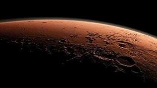 意大利罗马第三大学:火星南极冰下多个高盐水体获确认