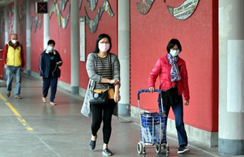Hong Kong reports 26 new COVID-19 cases, 10,693 in total