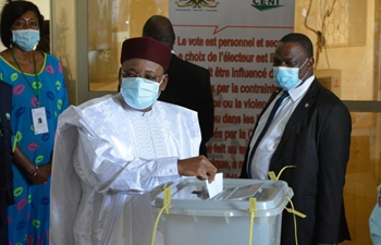 Nigeriens vote peacefully in 2nd round of presidential election
