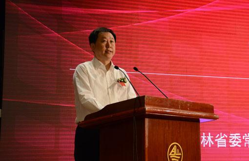 吉林省委常委、中共延邊州委書記張安順講話