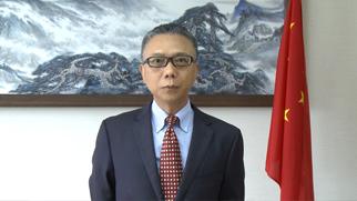 中國駐東盟大使徐步給網友拜年