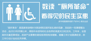 """數讀""""廁所革命"""":看得見的民生實惠"""