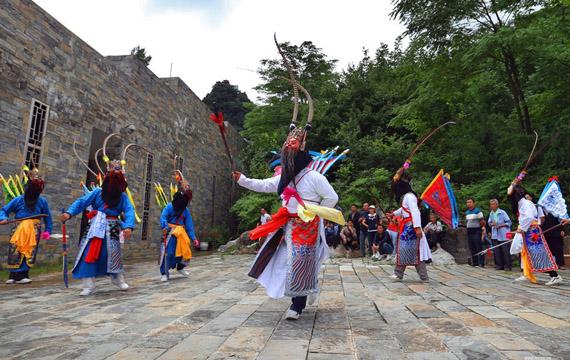 """航拍貴州安順屯堡——探訪傳承600年的""""屯堡文化"""""""