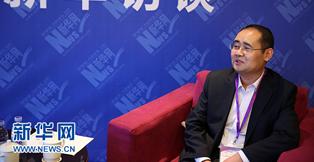 """何永剛:七彩丹霞景區開發與保護並重 創新""""旅遊+扶貧""""模式"""