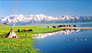 2018年新疆旅游人数突破1.5亿人次