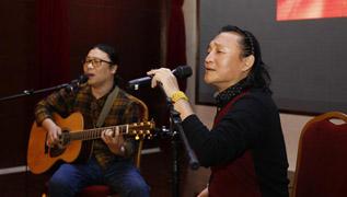 西安年·最中國:《鄉韻搖滾:額滴神啊》