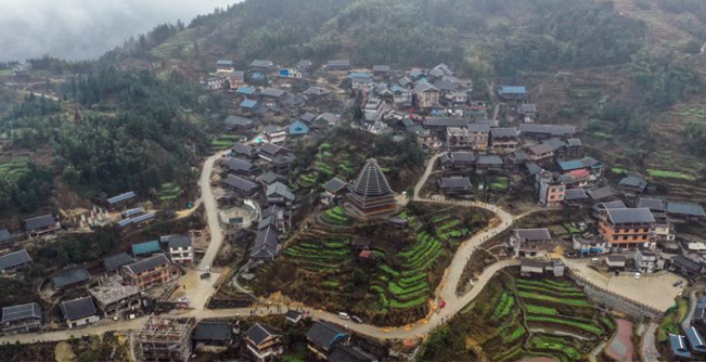 苗山侗寨打造美麗鄉村