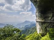 重慶金佛山:喀斯特地貌顯奇觀