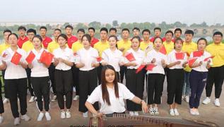 北京鐵路局高鐵人唱響《我和我的祖國》
