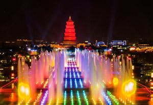 2020春節 來西安過中國年