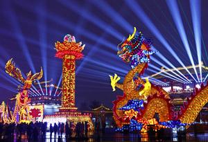 西安城墻6大城門對聯出爐 濃縮全國祝福