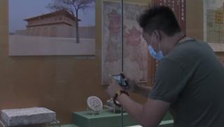 博物館裏過暑假:唐代文物展亮相張氏帥府