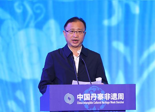 袁尚勇:奮力開創百姓富、生態美的雲上丹寨新未來