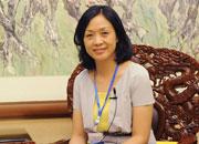江西省九江市副市長廖奇志接受新華網訪談