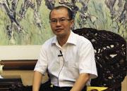 雲南晉寧縣委宣傳部長馮皓接受新華網訪談