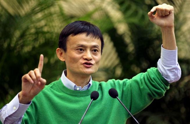 馬雲對話香港青年:超過我,只需十到十五年