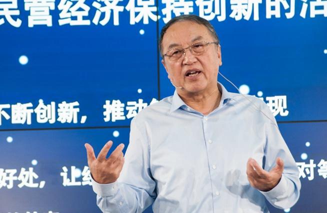 柳傳志:創業者照搬照抄沒有未來