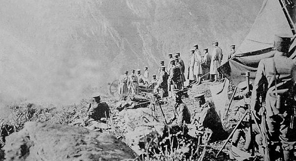 寶島抗日記憶:太魯閣之殤