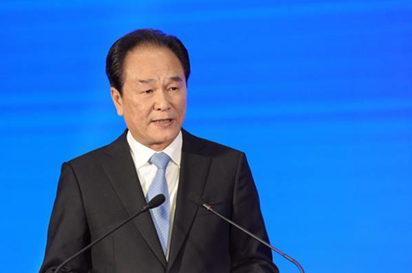 蔡名照出席2016兩岸新經濟論壇並致辭