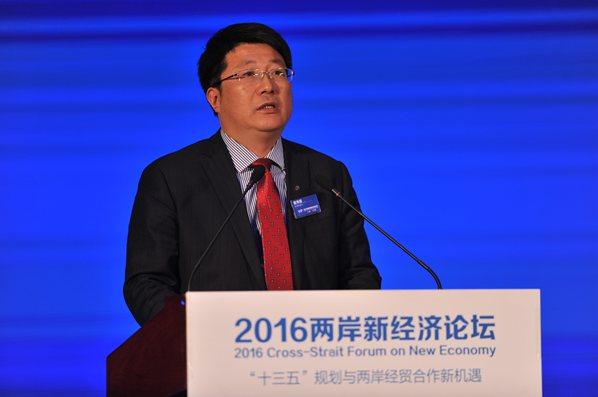 趙偉國:兩岸經濟合作前景巨大
