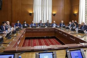 聯合國主導的第六輪敘利亞問題日內瓦和談正式啟動