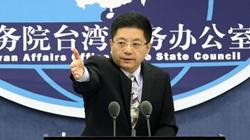 台当局拒核准两岸团圆机 国台办:台湾方面胆敢破坏两岸直航定成千古罪人
