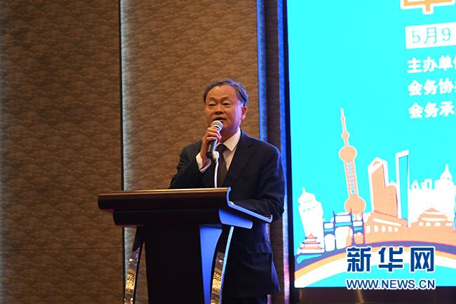 姜明:滿足消費結構升級 著力打造中國民族品牌