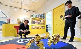臺青徐國峰:以機器人早教創業叩開大陸市場