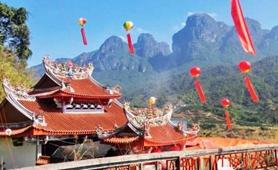 第八届海峡两岸开漳圣王文化节将开幕
