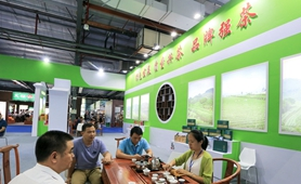 第五届海峡(漳州)茶会开幕:  乌龙茶香飘两岸