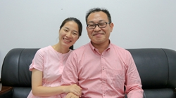 台湾青年和厦门新娘的两岸爱情故事